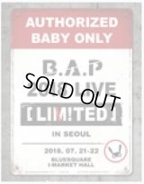 BAP 2018 LIVE 「LIMITE」 IN SEOUL