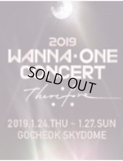画像1: 2019 Wanna One Concert 「Therefore」