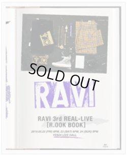 画像1: RAVI 3rd REAL-LIVE 「R.OOK BOOK」
