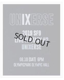 画像1: 2019 SF9 LIVE FANTASY#2 UNIXERSE