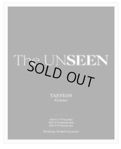 画像1: TAEYEON CONCERT- THE UNSEEN